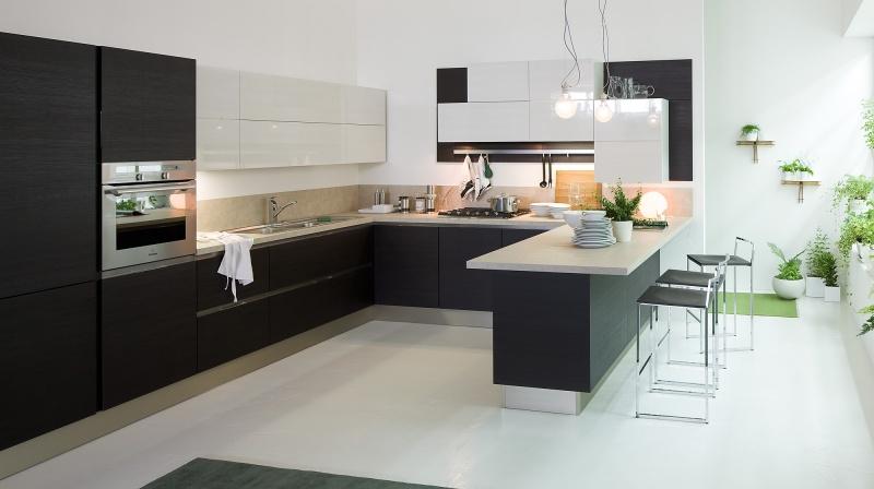 Cucina Moderna Veneta Cucine Carrera Go | L\'Opera