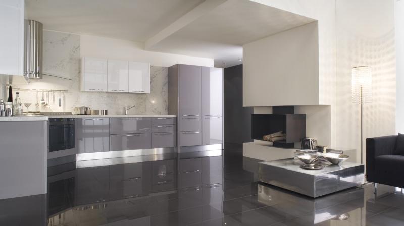 Cucina Moderna Veneta Cucine Carrera - L\'Opera