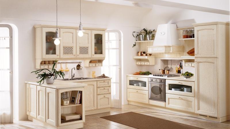 Cucina classica veneta cucine villa d este l 39 opera for La cucina classica