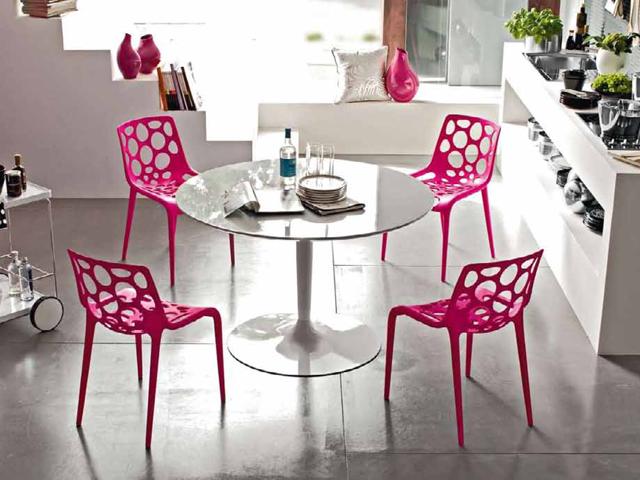 Awesome Tavolo Cucina Rotondo Photos - Home Interior Ideas ...