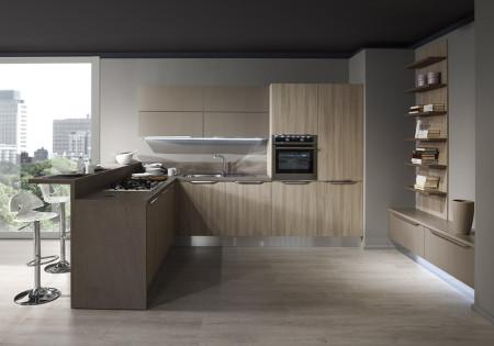 Cucina moderna Forma 2000 Swing - L\'Opera