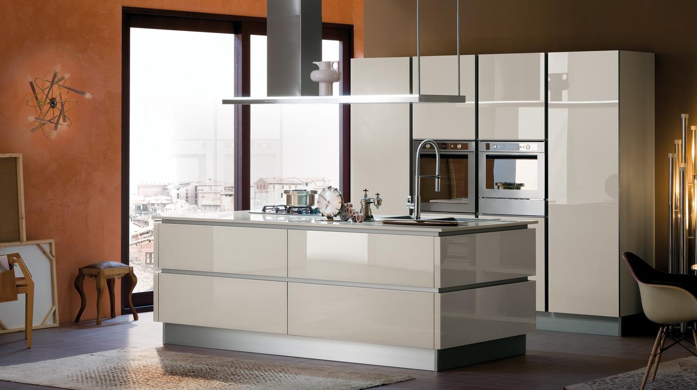 Cucine A Scomparsa Veneta Cucine.Cucina Moderna Veneta Cucine Ri Flex Arredamenti L Opera