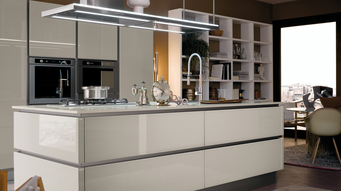 Cucina Moderna Veneta Cucine RI-FLEX - Arredamenti L\'Opera