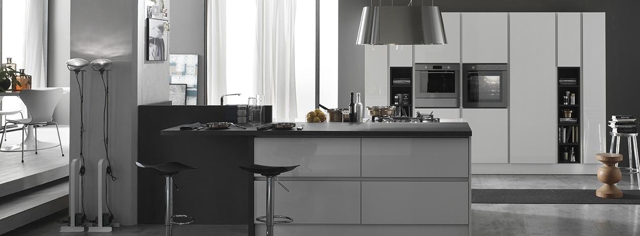 Forma 2000 Veneta Cucine.Cucina Moderna Forma 2000 Blues Arredamenti L Opera