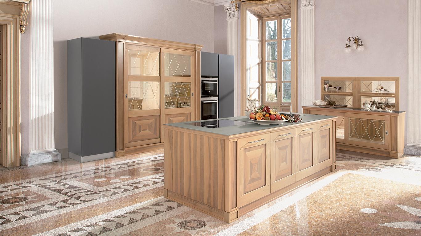Cucina classica Veneta Cucine Cà Veneta - Arredamenti L\'Opera