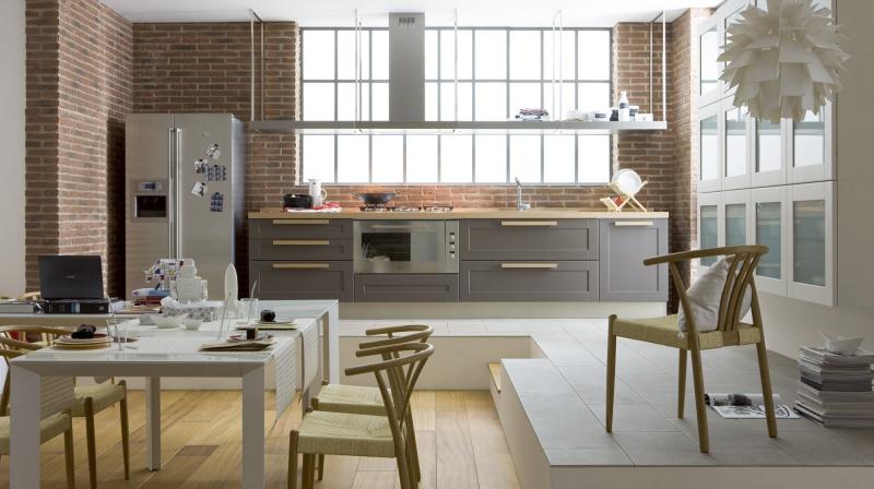 Cucina Moderna Veneta Cucine California - Arredamenti L\'Opera