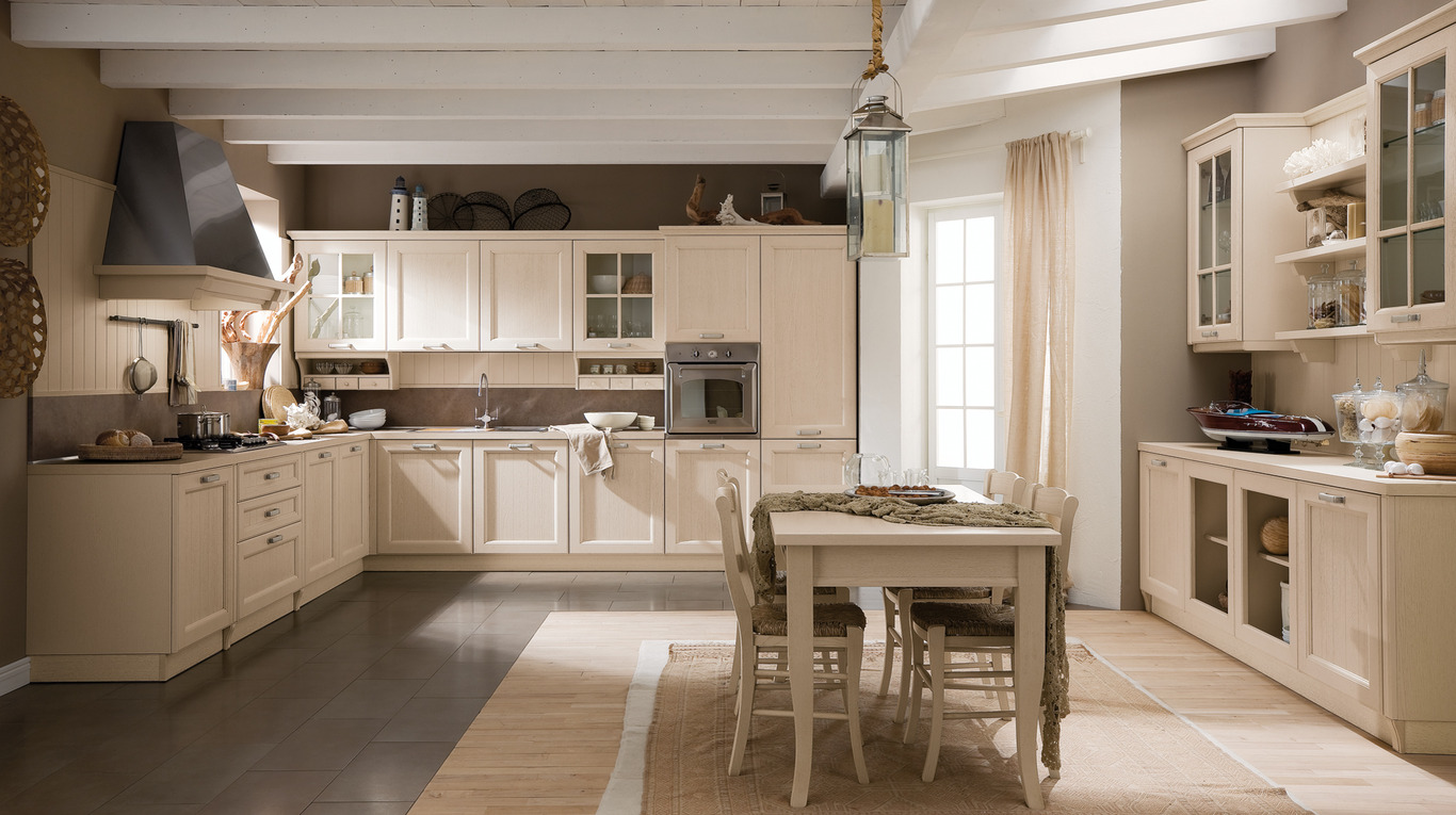 Veneta Cucine Modelli Classici.Cucina Classica Veneta Cucine Newport Arredamenti L Opera