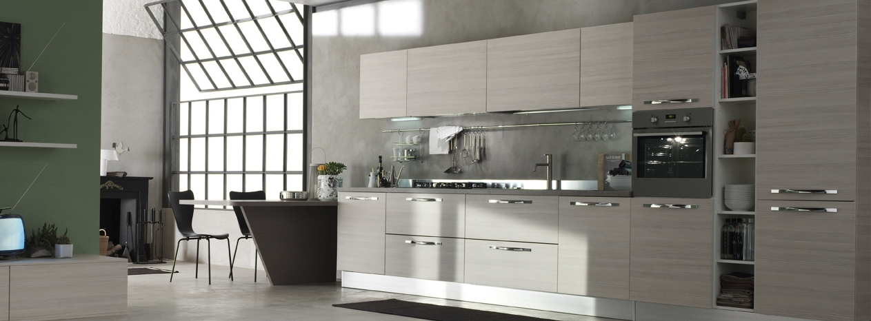 Veneta Cucine Modello Nice.Cucina Moderna Forma 2000 Nice Arredamenti L Opera