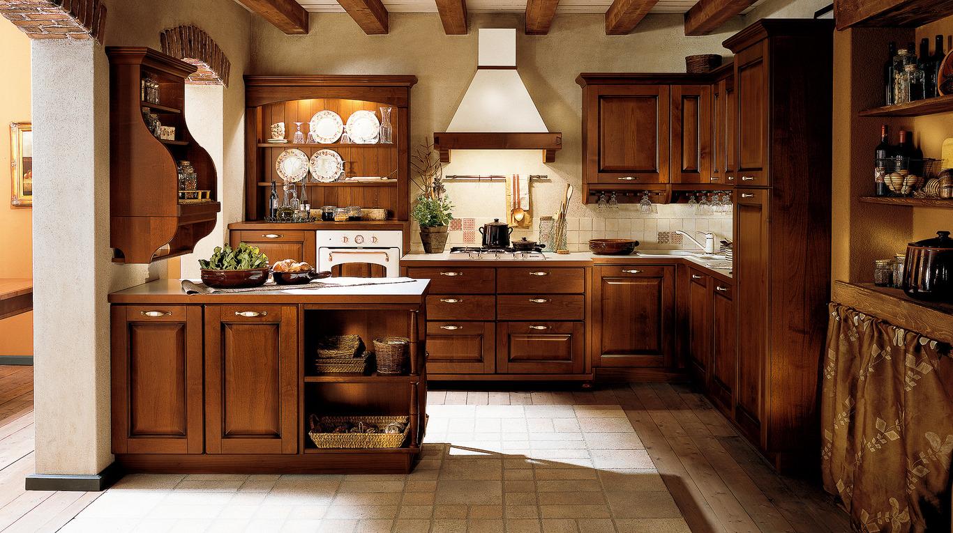 Cucina classica Veneta Cucine Verdiana - Arredamenti L\'Opera