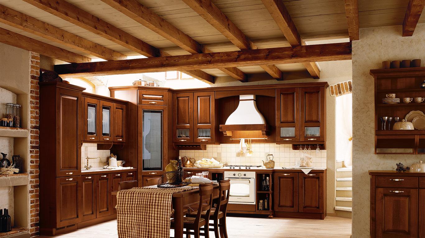 Cucine Veneta Classiche.Cucina Classica Veneta Cucine Verdiana Arredamenti L Opera