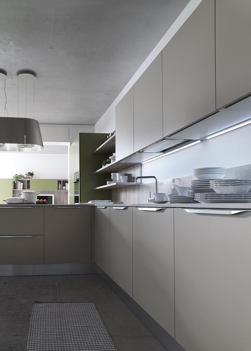 Cucina moderna Forma 2000 Swing - Arredamenti L\'Opera